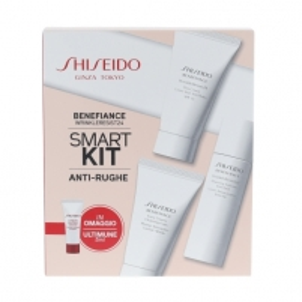 Cosmetic set Shiseido BENEFIANCE WrinkleResist24 Smart Kit Cosmetic 30ml