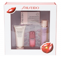 Косметический набор Shiseido BIO-PERFORMANCE Advanced Super восстанавливающий крем Kit 185ml Kvepalų ir kosmetikos rinkiniai