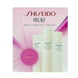 Kosmetikos rinkinys Shiseido Ibuki Starter Kit Cosmetic 90ml Kosmetikos rinkiniai