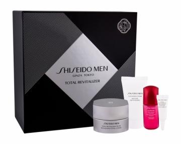 Kosmetikos rinkinys Shiseido MEN Total Revitalizer Kit Cosmetic 50ml Kosmetikos rinkiniai