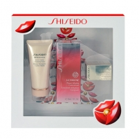 Shiseido Cosmetics set Ultimune Power Infusing Concentrate Kit 87ml Cosmetic kits