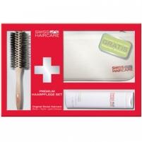 Kosmetikos rinkinys SWISS HAIRCARE Premium Haarpflege W3ks SET V. Kosmetikos rinkiniai
