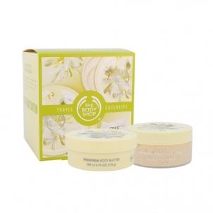 Kosmetikos rinkinys The Body Shop Moringa Duo Kit Cosmetic 200ml Kosmetikos rinkiniai