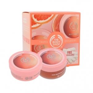 Kosmetikos rinkinys The Body Shop Pink Grapefruit Duo Kit Cosmetic 400ml Kosmetikos rinkiniai