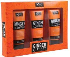 Kosmetikos rinkinys XPel Ginger Hair Care Cosmetic Set 100 ml Kvepalų ir kosmetikos rinkiniai