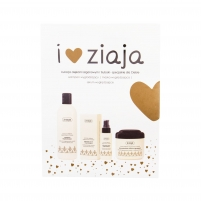 Kosmetikos rinkinys Ziaja Argan Oil Shampoo 300ml Kosmetikos rinkiniai