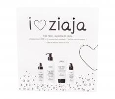 Kosmetikos rinkinys Ziaja Goat´s Milk Day Cream 50ml SPF15 Kosmetikos rinkiniai
