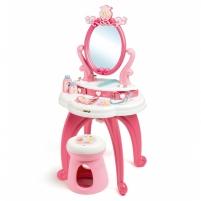 Kosmetinis staliukas su kėdute 2in1 | Disney Princess 2018 | Smoby