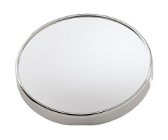 Kosmetinis veidrodis, 3x d=15, chromas