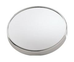 Kosmetinis veidrodis, 5x d=20, chromas