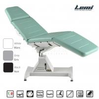 Kosmetologinis krėslas - kušetė Lemi 2 Kosmetologinės krēsli