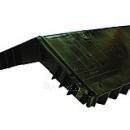 Kraigo ventiliatorius Technonikol 610x290 mm Komplektavimo detalės bituminėms čerpelėms