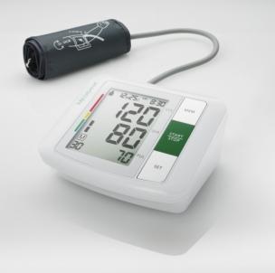 Kraujospūdžio matuoklis Medisana BU 510 Upper arm blood pressure monitor Kraujospūdžio matuokliai