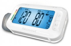 Kraujospūdžio matuoklis Medisana BU575 With Bluetooth + Alarm Clock Function 51296 Blood pressure meters