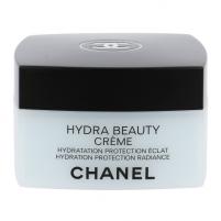 Kremas veidui Chanel Hydra Beauty Creme Protection Radiance Cosmetic 50g Kremai veidui