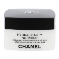 Kremas veidui Chanel Hydra Beauty Nutrition Cream Dry Skin Cosmetic 50g