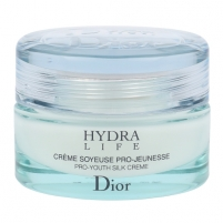 Christian Dior Hydra Life Pro Youth Silk Cream Cosmetic 50ml