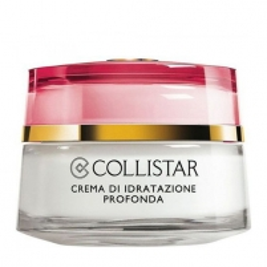 Kremas veidui Collistar Deep Moisturizing Cream Cosmetic 50ml Kremai veidui