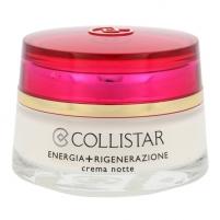 Collistar Energy+Regeneration Night Cream Cosmetic 50ml