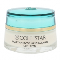 Kremas veidui Collistar Rehydrating Soothing Treatment Cosmetic 50ml Kremai veidui