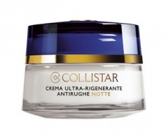 Collistar Ultra Regenerating Anti Wrinkle Night Cream Cosmetic 50ml Creams for face