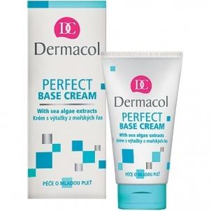 Kremas veidui Dermacol Perfect Base Cream Cosmetic 50ml Kremai veidui