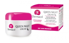 Dermacol Queen Night Cream Cosmetic 50ml