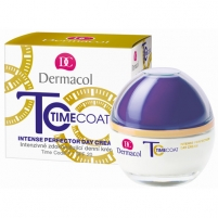 Kremas face Dermacol Time Coat Intense Perfector Day Cream SPF20 Cosmetic 50ml Creams for face