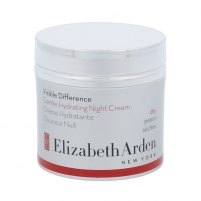 Elizabeth Arden Visible Difference Gentle Hydrating Night Cream Cosmetic 50ml