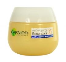 Garnier Essentials 35+ Night Cream Cosmetic 50ml Krēmi sejai