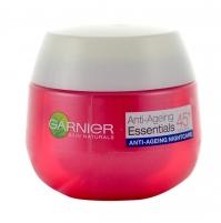 Garnier Essentials 45+ Night Cream Cosmetic 50ml Krēmi sejai