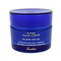 Guerlain Super Aqua-Créme Day Gel Cosmetic 50ml Creams for face