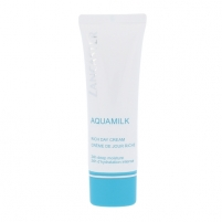 Kremas veidui Lancaster Aquamilk 24h Deep Moisture Rich Day Cream Cosmetic 50ml