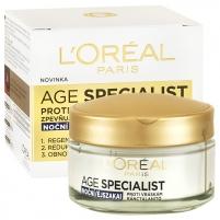 L´Oreal Paris Age Specialist 45+ Night Cream Cosmetic 50ml Creams for face