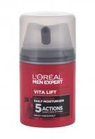 Kremas veidui L´Oreal Paris Men Expert Vita Lift 5 Daily Moisturiser Cosmetic 50ml Kremai veidui