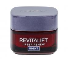 L´Oreal Paris Revitalift Laser Renew Night Cream Cosmetic 50ml Krēmi sejai