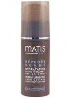 Kremas veidui Matis Paris Réponse Homme Shine Control Hydrating Emulsion 50ml