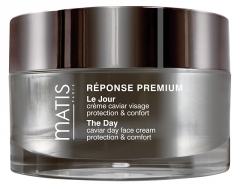 Kremas veidui Matis Paris Réponse Premium Le Jour Day Cream For All Skin Types 50ml Kremai veidui