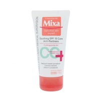 Mixa Soothing CC Anti-Redness Cream SPF15 Cosmetic 50ml Creams for face