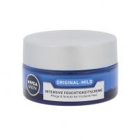 Kremas veidui Nivea Men Intensive Moisturising Cream Cosmetic 50ml Kremai veidui