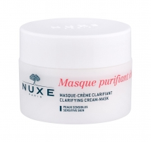 Kremas veidui Nuxe Clarifying Cream-Mask Cosmetic 50ml