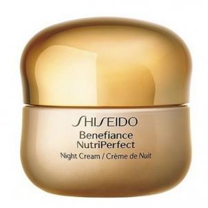 Shiseido BENEFIANCE NutriPerfect Night Cream Cosmetic 50ml Creams for face