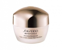 Shiseido BENEFIANCE Wrinkle Resist 24 Night Cream Cosmetic 50ml Creams for face