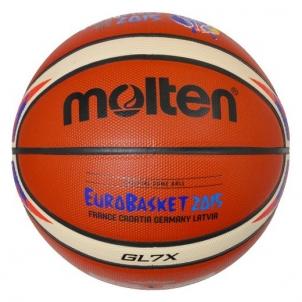 Krepšinio kamuolys ādas,FIBA sert. size 7