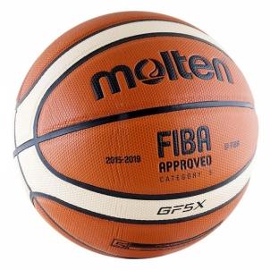 Krepšinio kamuolys FIBA BGF5X-DBB 5