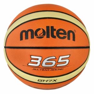 Krepšinio kamuolys indoor/outdoor (365 silver) size 5