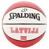 Krepšinio kamuolys Latvia 1 Basketbola bumbas