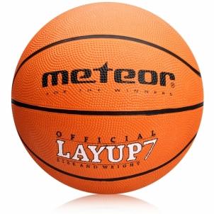 Krepšinio kamuolys Meteor Layup 7 Basketbola bumbas