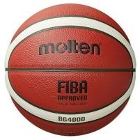 Krepšinio kamuolys Molten B6G4000-X FIBA 6 Krepšinio kamuoliai