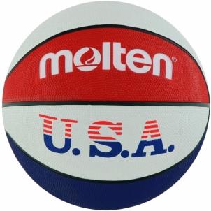 Krepšinio kamuolys Molten BC7R-USA Krepšinio kamuoliai